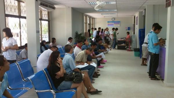 Phuket transportation office