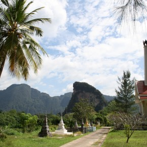 Уютный городок Muang Phang-Nga