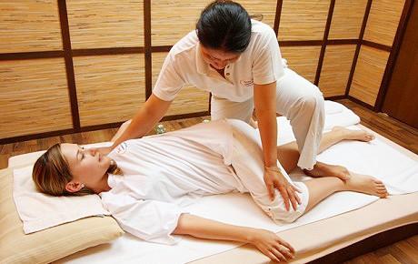 Обучение тайскому массажу в Ват По, Бангкок