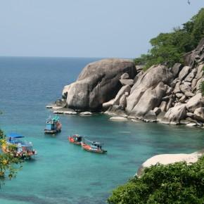 Остров Ко Тао и дайвинг в Таиланде