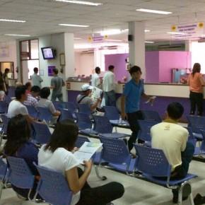 Меняем временные тайские права на постоянные