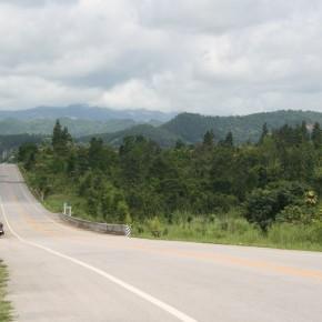Дорога в Пай