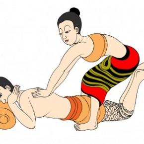 Обучающий фильм по тайскому массажу