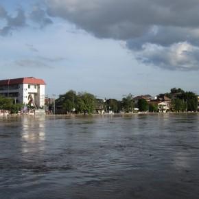Чианг Май затопило