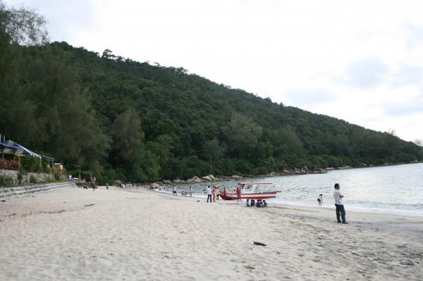 пляжи на пенанге