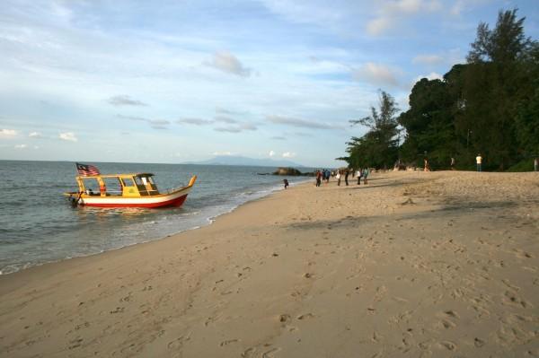 пляжи пенанга