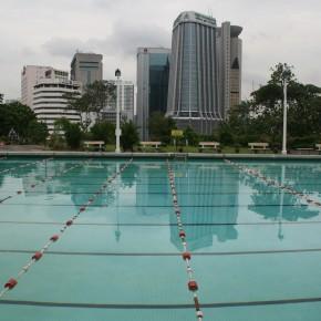 Бассейн в Куала Лумпуре