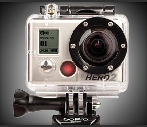 Хочу такую камеру GoPRO HD Hero2