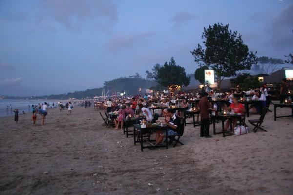 рыбные рестораны на джимбаране