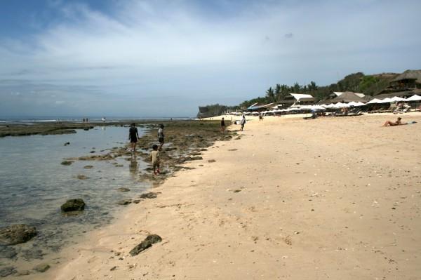 пляж баланган
