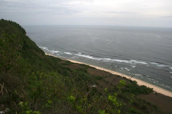 пляж nyang-nyang