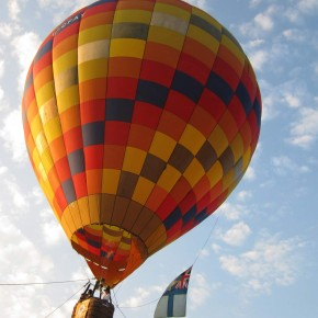 Фестиваль воздушных шаров 2011 в Чианг Мае