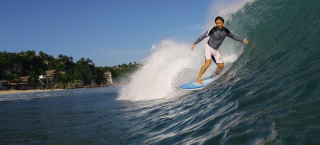 Серфинг на Бали глазами начинающего