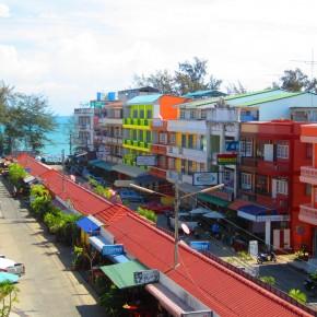 Уютный тайский курорт Ча-ам (Cha-am)