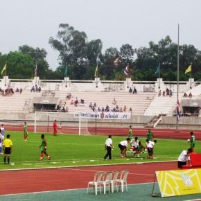 Футбол в Чианг Мае