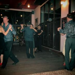 Танго и сальса в Бангкоке
