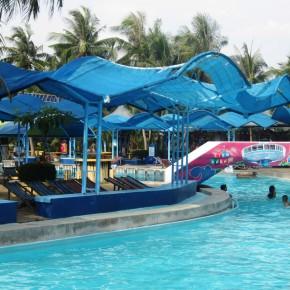 Siam Park - парк развлечений и аквапарк в Бангкоке